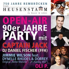 Bild: 90er Jahre Party - Heusenstamm