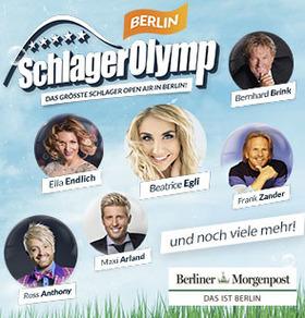 Bild: Der SchlagerOlymp 2018 - Das größte Schlager Open Air in Berlin!