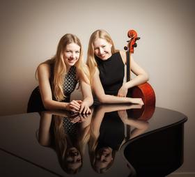 Best of NRW - mit Katharina Hack, Piano und Anouchka Hack, Cello