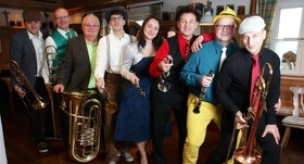 Bild: Die HerzensBLECHer - Franken – dodal global! Das neue Konzert-Programm