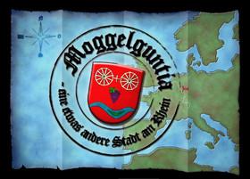 Bild: MOGGELGUNTIA - eine etwas andere Stadt am Rhein