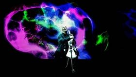 """Bild: Wolfram Huschke - """"Wenn die Seele Saiten hätte, wären es Cellosaiten."""""""