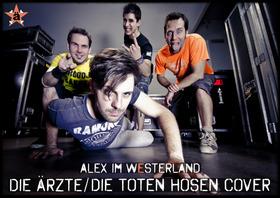 Bild: Alex im Westerland - Tote Hosen und Ärzte Coverband - Fischbacher Kerb 2018