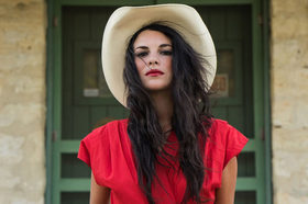 Bild: WHITNEY ROSE (CAN) 60´s Country, Honky Tonk Nancy Sinatra A-like