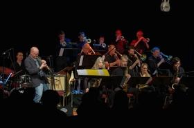 Bild: Time Bandits Big Band feat. Kim Barth sax & flute - Lateinamerikanischer Big Band Jazz der Xtra-Klasse!