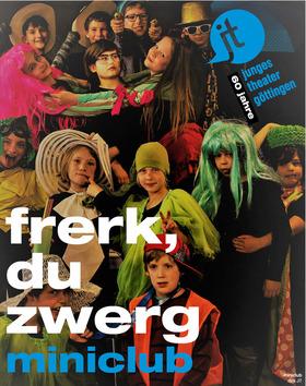 Bild: Frerk, du Zwerg! - Junges Theater Göttingen