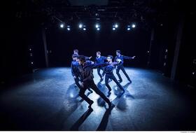 Bild: Choreografie-Werkstatt 18/19
