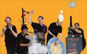 Bild: Physik-Event - Die einzige Physikshow in 4D
