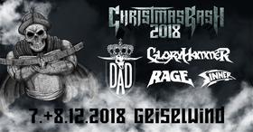 Bild: CHRISTMAS BASH 2018 - CMB Festival-Ticket 2018