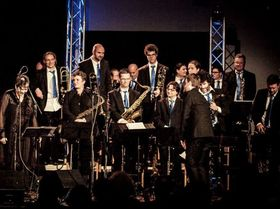 "Big Band Würzburg - ""It´s Swing Time"""