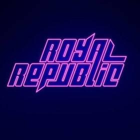 Bild: ROYAL REPUBLIC - Club Majesty Tour
