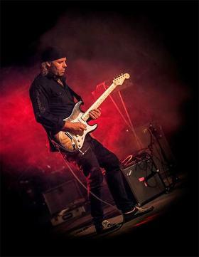 Bild: Javier Vargas Blues Band