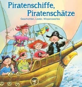 Bild: Piratenschiffe, Piratenschätze - mit Kinderliedermacherin Bettina Göschl