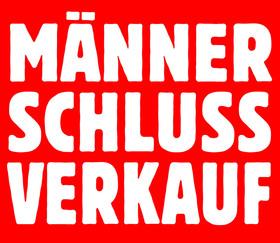 Bild: MÄNNERSCHLUSSVERKAUF - Die Erfolgskomödie von Johannes Galli