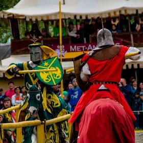 Bild: 14. Mittelalterliches Burgfest Stettenfels