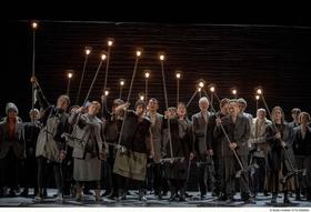 Bild: Boris Godunow - Theater Krefeld Mönchengladbach