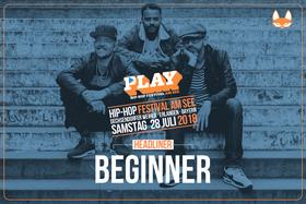 PLAY - Hip Hop Festival am See