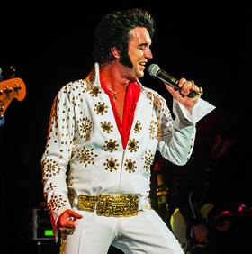 Bild: Roll Agents - The Elvis Xperience - Viva Las Vegas – mit Nils Strassburg