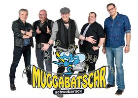 Bild: muggabatschr – Schwobarock isch back! - Die größten Hits von Wolle Kriwanek, Hank Häberle, Schwoißfuaß und vielen mehr