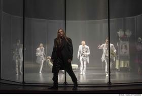 Bild: Leonce und Lena - Theater Krefeld Mönchengladbach