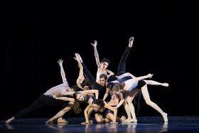 Bild: Sommerlicher Ballettabend