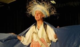 Bild: Bernd Lafrenz: DER STURM - frei - komisch nach Shakespeare