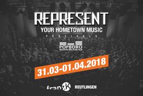 Bild: REPRESENT – Your Hometown Music