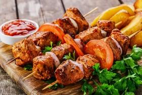 Bild: BBQ Barbecue Grill-Buffet