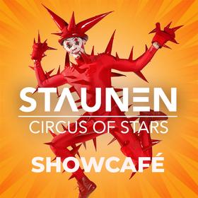 Bild: Staunen - Circus of Stars - Wintergarten Varieté