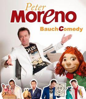 Bild: Bauchredner Peter Moreno: BauchComedy - Lachen ist Programm!