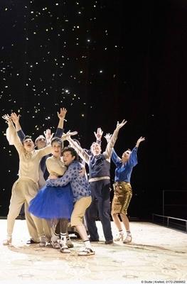 Bild: Tartuffe - Theater Krefeld Mönchengladbach