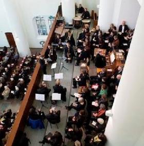 Bild: Orgeljubiläumskonzert - 50 Jahre Schuke-Orgel