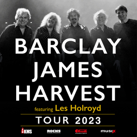 Bild: Barclay James Harvest feat. Les Holroyd - Retrospective -50 th Anniversary Tour 2018