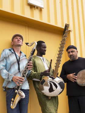 Bild: JMO - (SEN, ISR, CH) Afro-World-Music