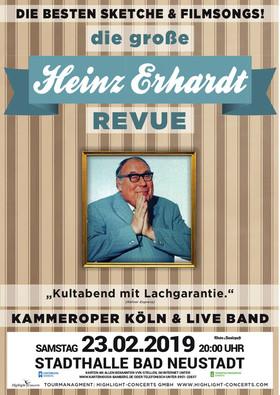 Bild: Die Heinz Erhardt Revue - Heute wieder ein Schelm!