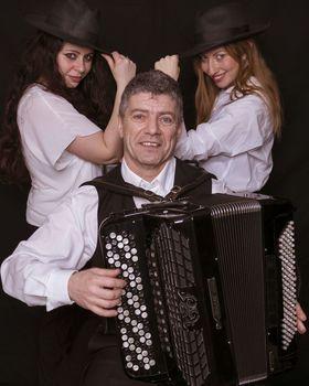 "Bild: ""Perlen jiddischer Musik"""