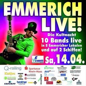 Bild: Emmerich Live! - Nacht der Bands - Kneipennacht