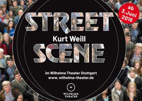 Bild: Kurt Weill: Street Scene - Opernschule der HMDK Stuttgart