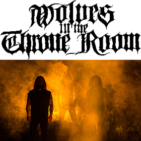 Bild: Wolves In The Throne Room  + Vradiazei (Club)