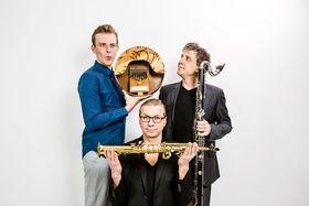 Bild: FAVO feat. Sander de Winne - Weltmusik & lyrischer Kammerjazz