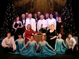 Wiener Operetten Weihnacht - Ein Galaprogramm mit Solisten, Ballett, Orchester und Entertainment