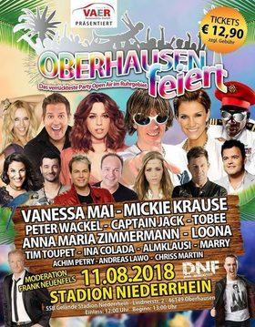 Bild: Oberhausen feiert - Das verrückteste Party Open Air im Ruhrgebiet