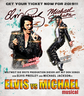 Bild: Elvis vs. Michael - Musical