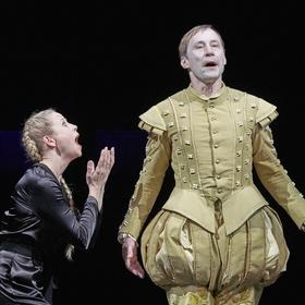 Bild: Der Sturm - Schauspiel in fünf Akten von William Shakespeare