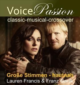 Bild: Voice Passion - Classic Musical Crossover - Große Stimmen hautnah!