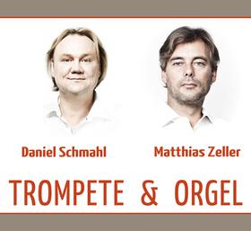 """Bild: """"Klassikfantasie"""" - Konzert für Trompete und Orgel - Meisterwerke zwischen Klassik, Jazz und Filmmusik"""