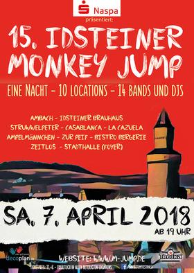 Bild: 15. Idsteiner Monkey Jump Festival
