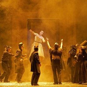 Bild: Faust - Landestheater Detmold