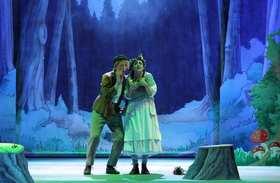 Bild: Hänsel und Gretel - Oper in drei Bildern von Engelbert Humperdinck
