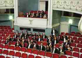 Bild: Neujahrskonzert - Landestheater Detmold
